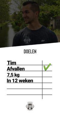 Personal trainer Hellevoetsluis