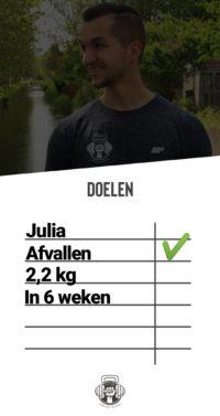 Personal training Hellevoetsluis